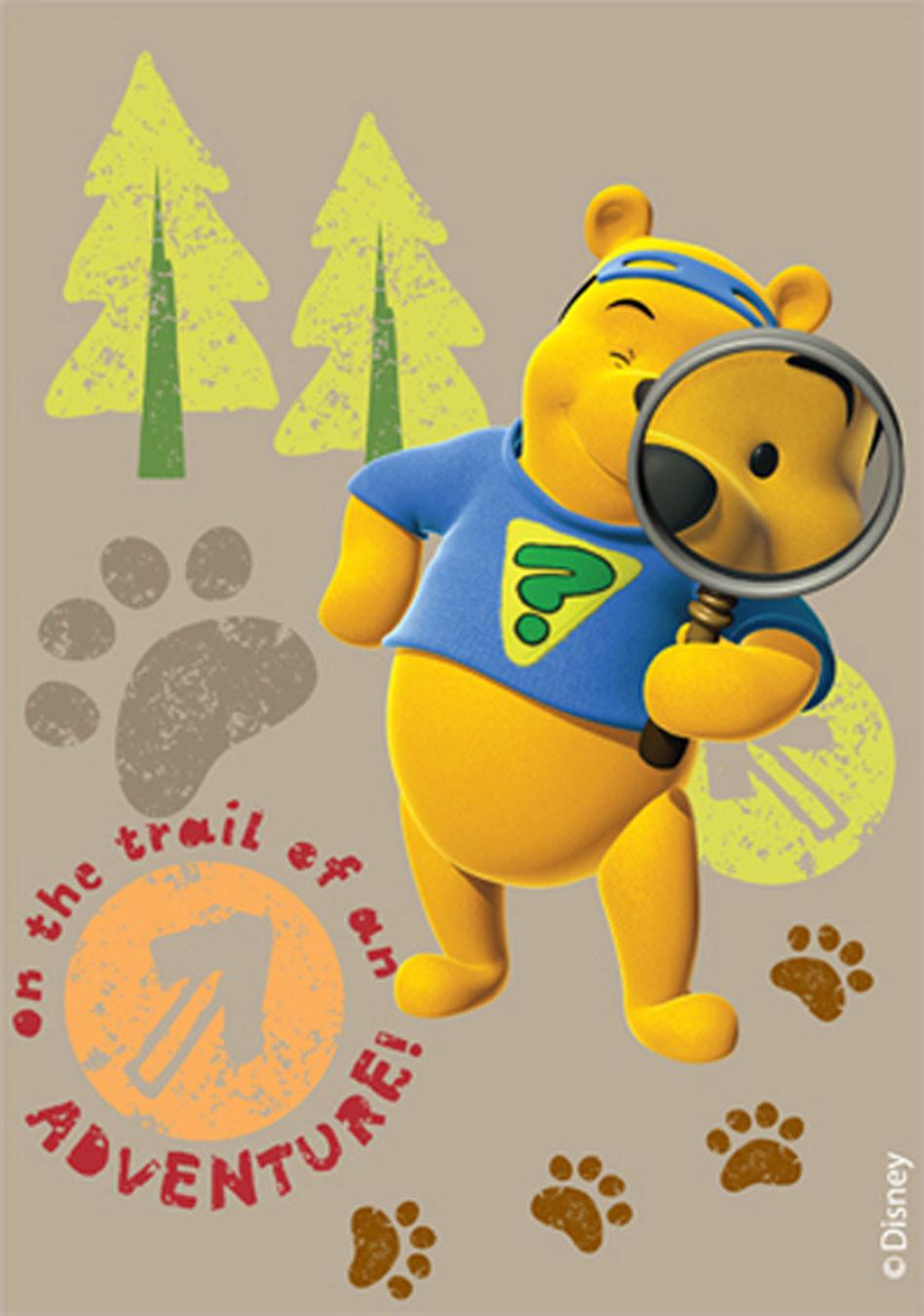 Παιδικό Χαλί (100x150) Disney By Vasilas Tiger & Pooh 602