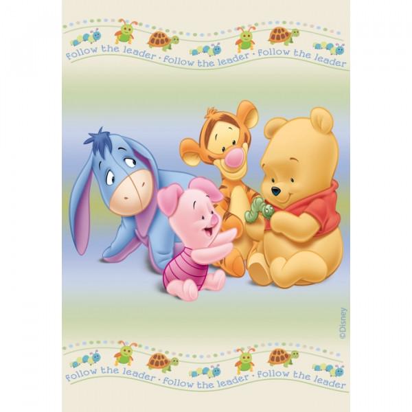 Παιδικό Χαλί (80x120) Disney By Vasilas Baby Pooh 405