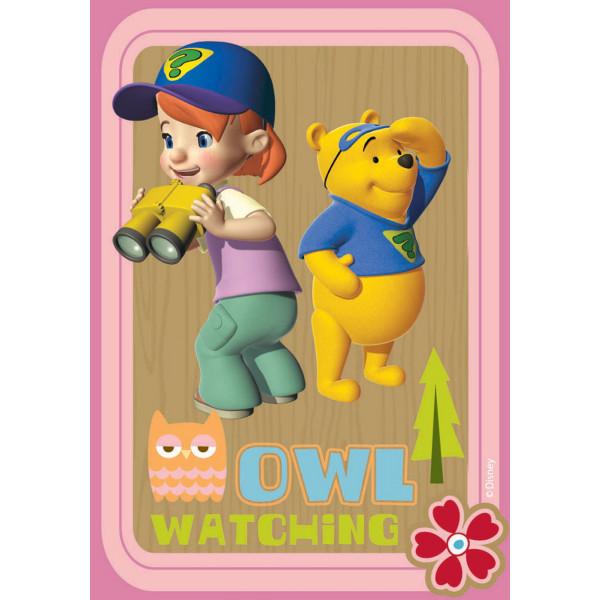 Παιδικό Χαλί (100x150) Disney By Vasilas Tiger & Pooh 608