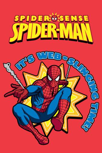 Παιδικό Χαλί (160x230) Disney By Vasilas Spiderman 952