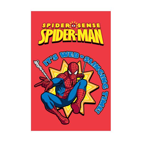 Παιδικό Χαλί (140x200) Disney By Vasilas Spiderman 952