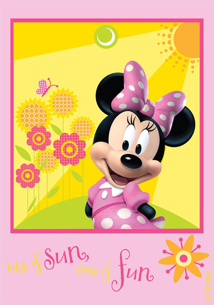 Παιδικό Χαλί (120x160) Disney By Vasilas Club House 22