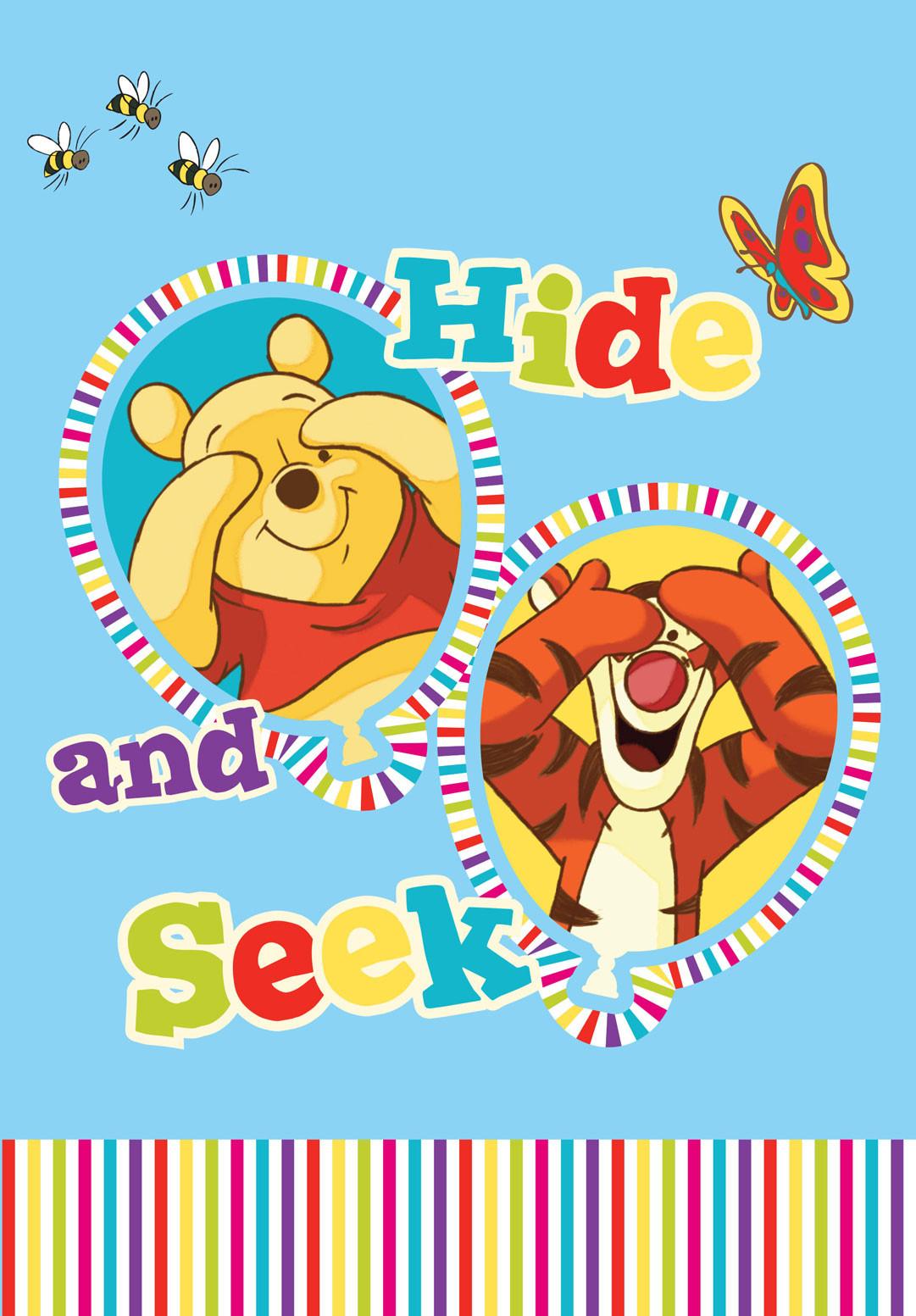 Παιδικό Χαλί (133x190) Disney By Vasilas Winnie The Pooh 907