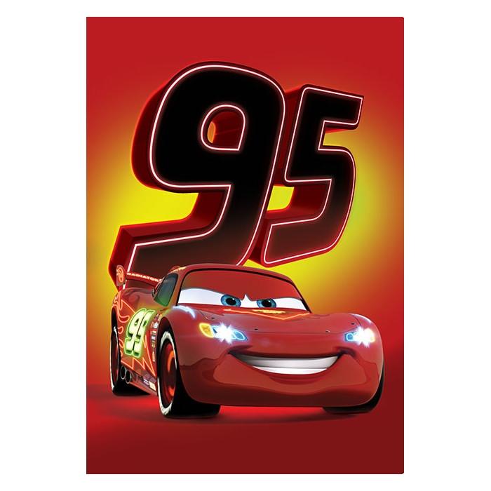 Παιδικό Χαλί (80x120) Disney By Vasilas Cars 018