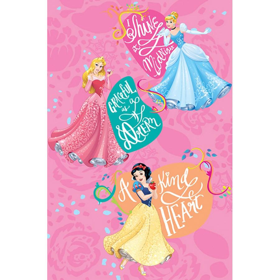 Παιδικό Χαλί (133x190) Disney By Vasilas Princess 130
