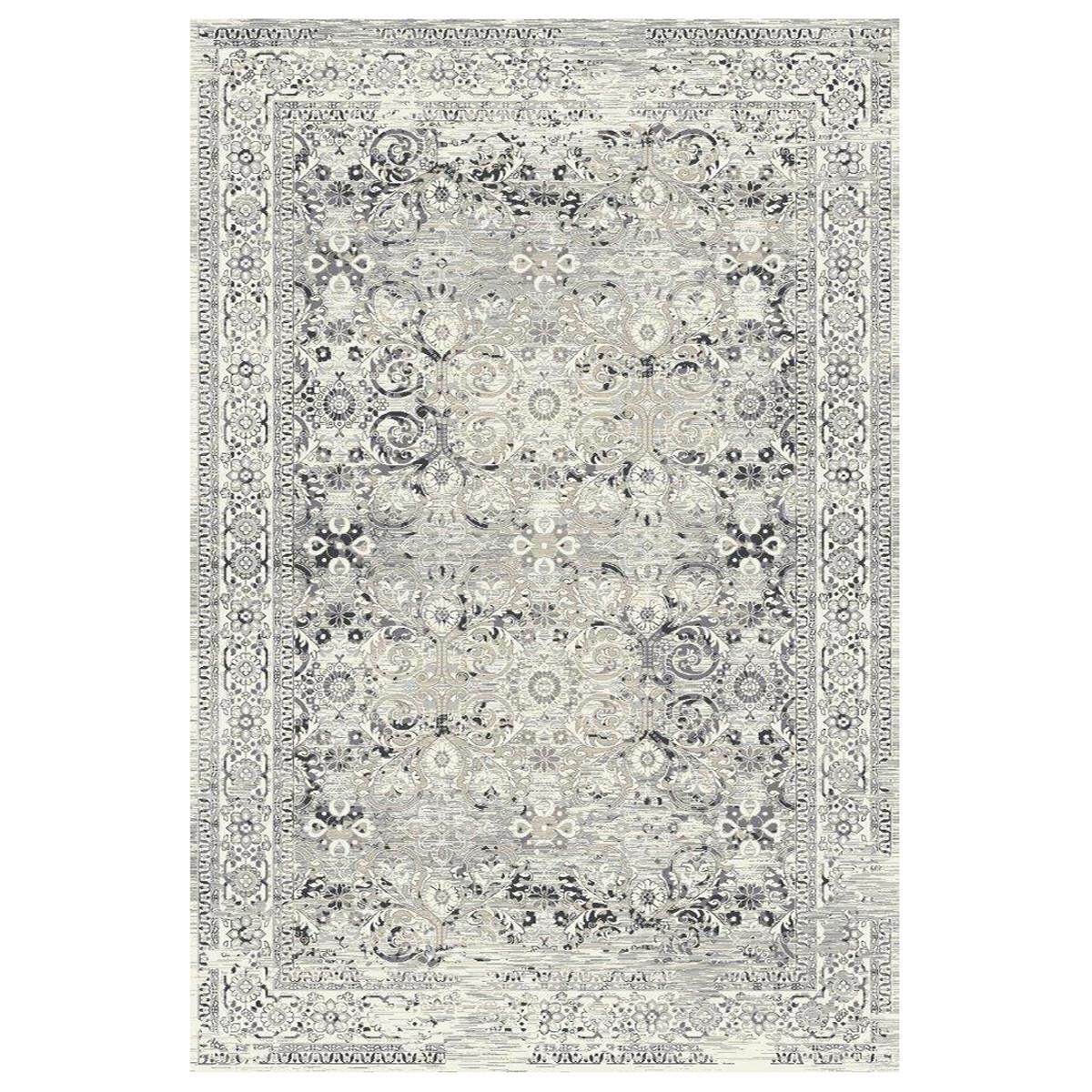 Χαλί (166×230) Vasilas Artist 802 D-Grey