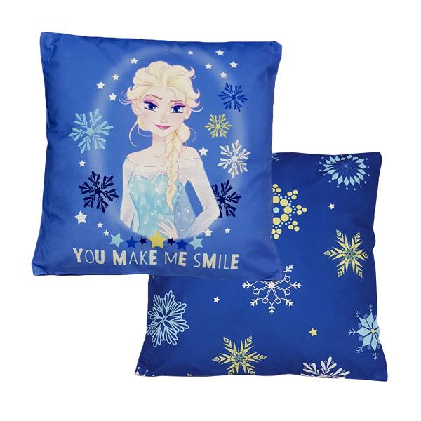 Διακοσμητικό Μαξιλάρι 2 Όψεων (45x45) Disney By Vasilas Frozen 3