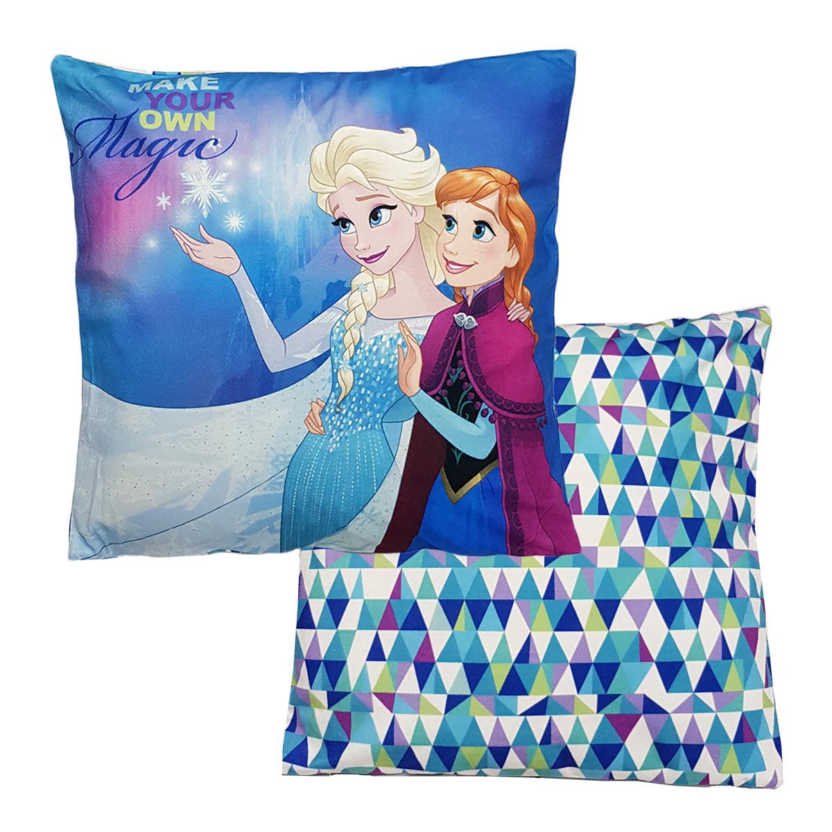 Διακοσμητικό Μαξιλάρι 2 Όψεων Disney By Vasilas Frozen 5