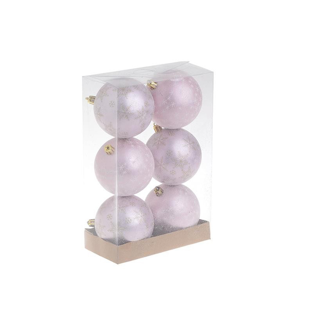 Χριστουγεννιάτικα Στολίδια (Σετ 6τμχ) InArt 2-70-951-0009 home   χριστουγεννιάτικα   χριστουγεννιάτικα στολίδια
