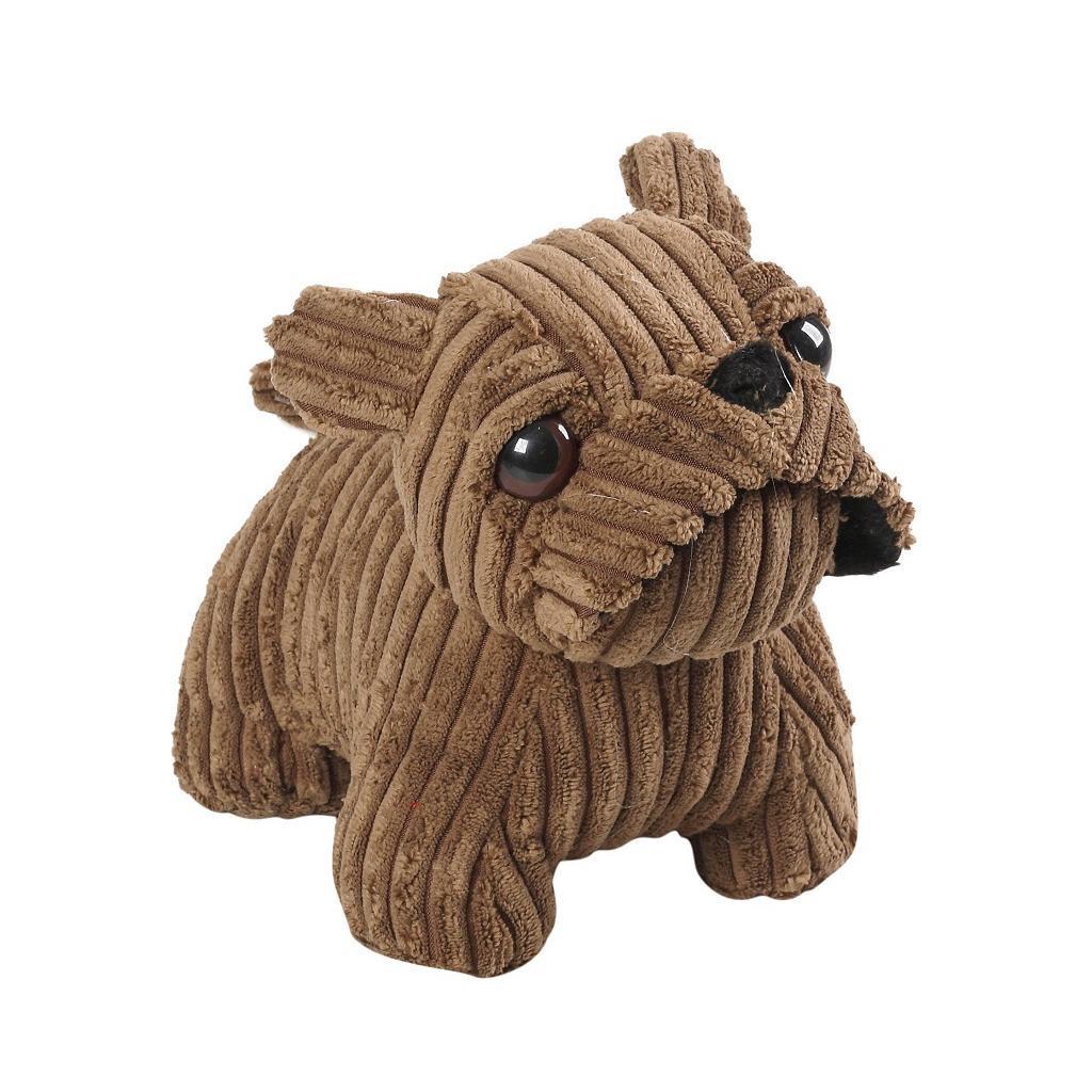 Στοπ Πόρτας Espiel Σκύλος Καφέ DOG302 home   σαλόνι   στοπ πόρτας