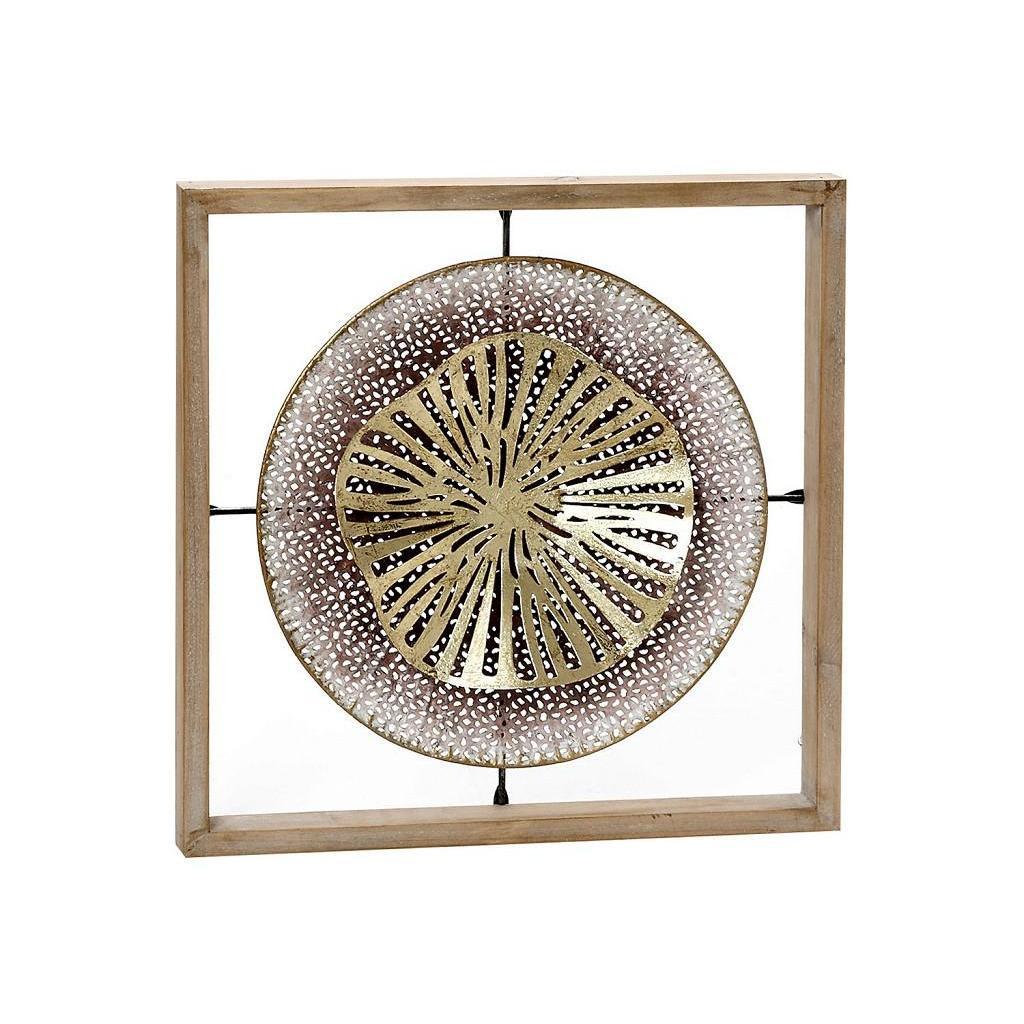 Κάδρο Espiel Κύκλοι Χρυσό JEL121