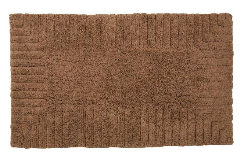 Πατάκι Μπάνιου (60×100) MC Decor 7901 D.Brown