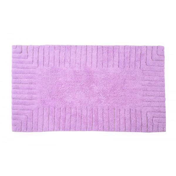 Πατάκι Μπάνιου (60x100) MC Decor 7901 Purple