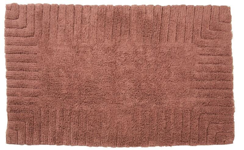 Πατάκι Μπάνιου (60×100) MC Decor 7901 R.Brown