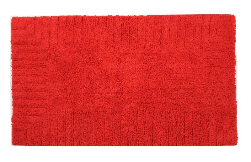 Πατάκι Μπάνιου (60×100) MC Decor 7901 Red