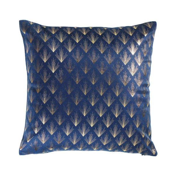 Διακοσμητική Μαξιλαροθήκη (40x40) Queens Bleu 1607904