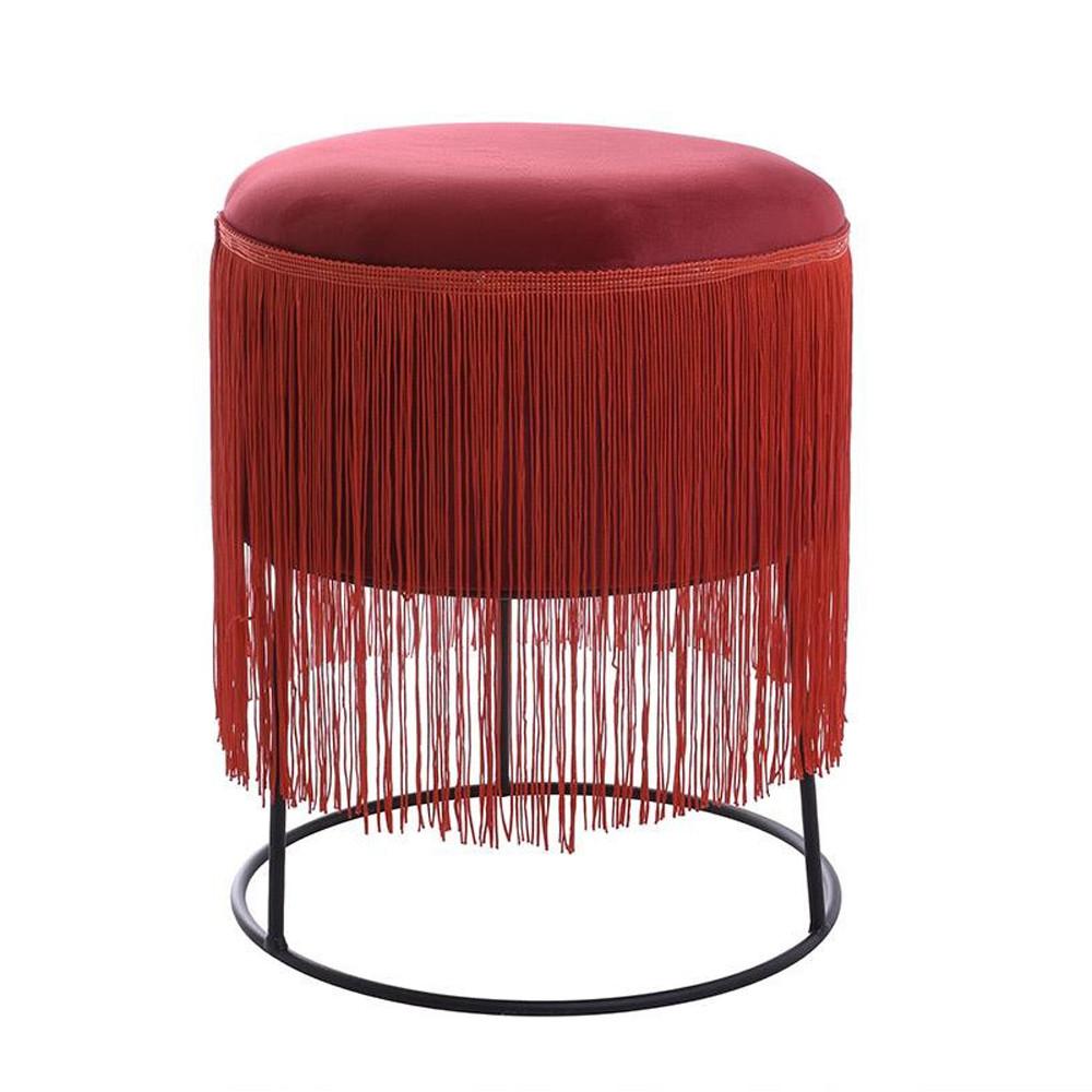 Σκαμπό InArt 3-50-203-0006 home   σαλόνι   μαξιλάρες   πουφ   σκαμπό