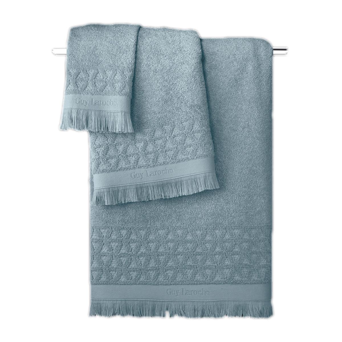 Πετσέτες Μπάνιου (Σετ 3τμχ) Guy Laroche Vergo Denim