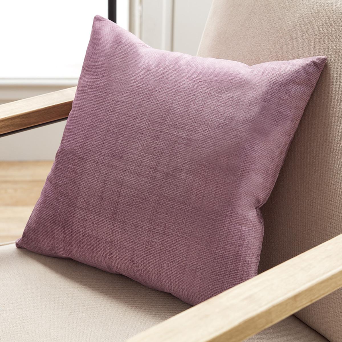 Διακοσμητική Μαξιλαροθήκη Gofis Home Mat Apple Pink 689/19