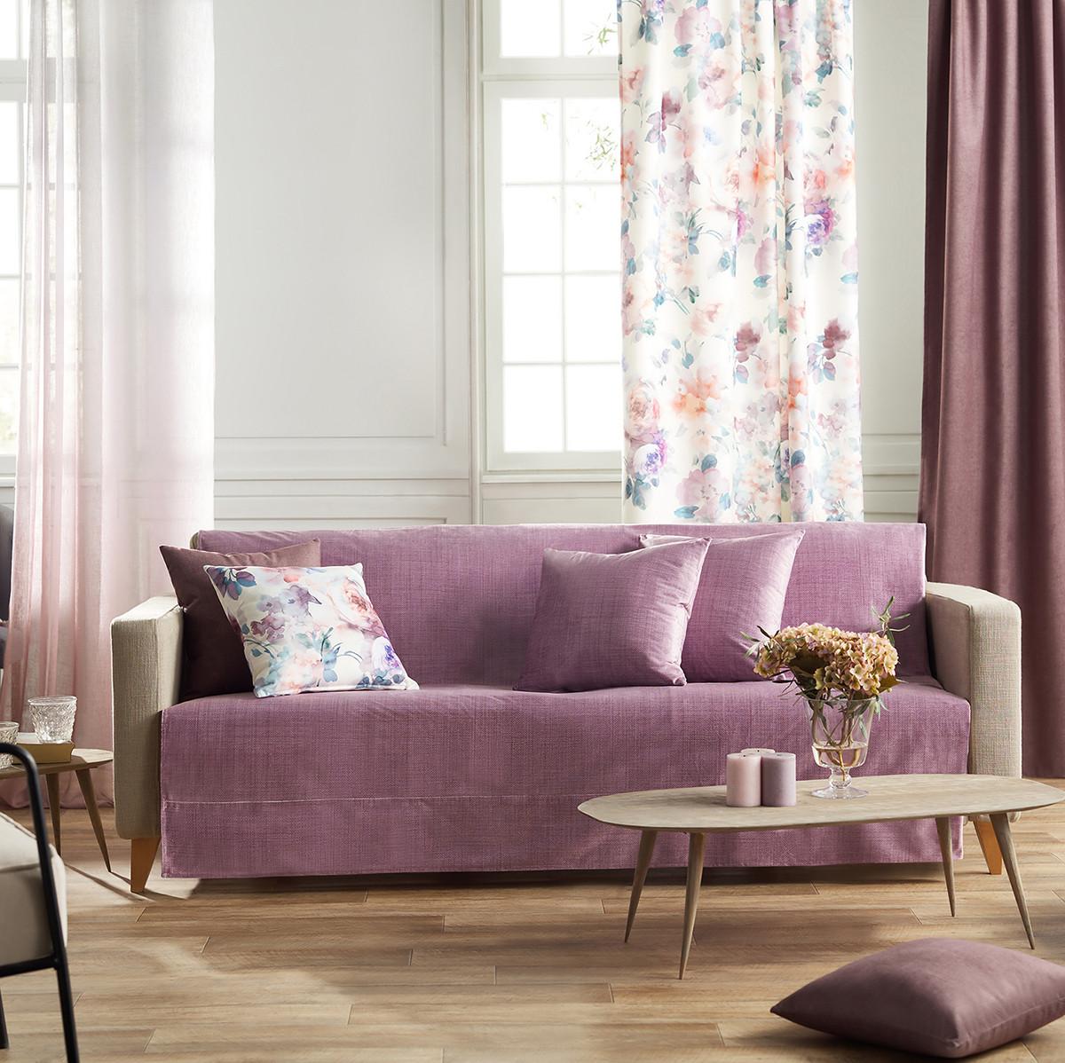 Ριχτάρι Τριθέσιου (180×310) Gofis Home Mat Apple Pink 689/19