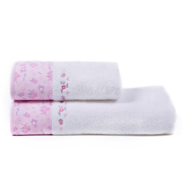 Βρεφικές Πετσέτες (Σετ 2τμχ) Laura Ashley Sweet