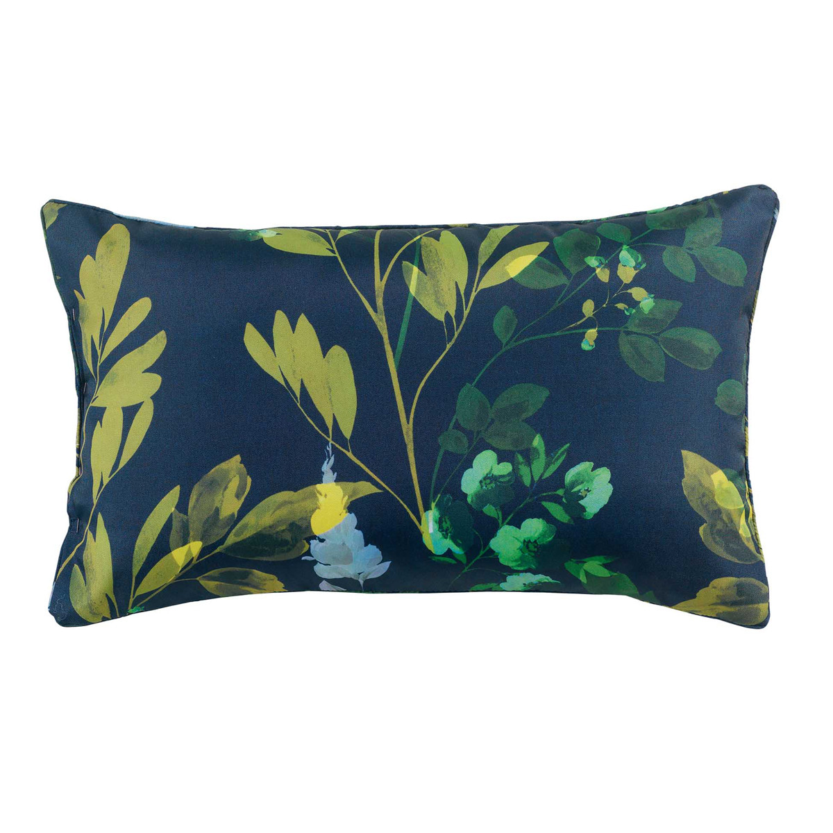 Διακοσμητικό Μαξιλάρι (30×50) Ficusia Noir 1608097