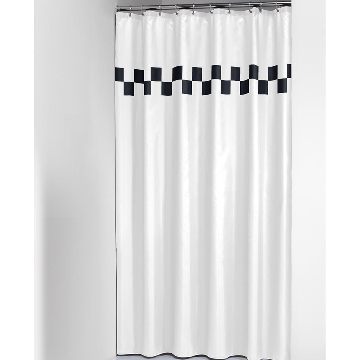 Κουρτίνα Μπάνιου (180×200) SealSkin Bloki