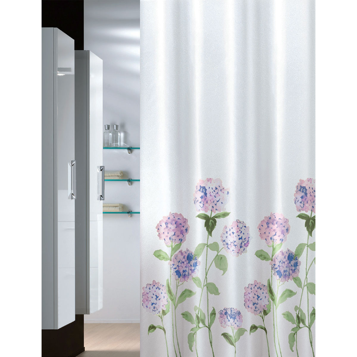 Κουρτίνα Μπάνιου (180×200) Joy Bath Ortansia