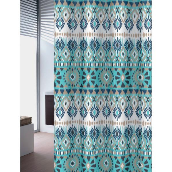 Κουρτίνα Μπάνιου (180x200) Joy Bath Folk