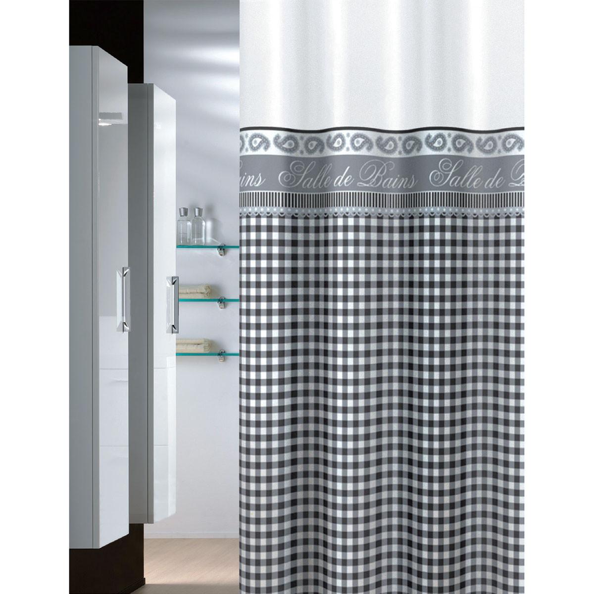 Κουρτίνα Μπάνιου (180×200) Joy Bath Country Style
