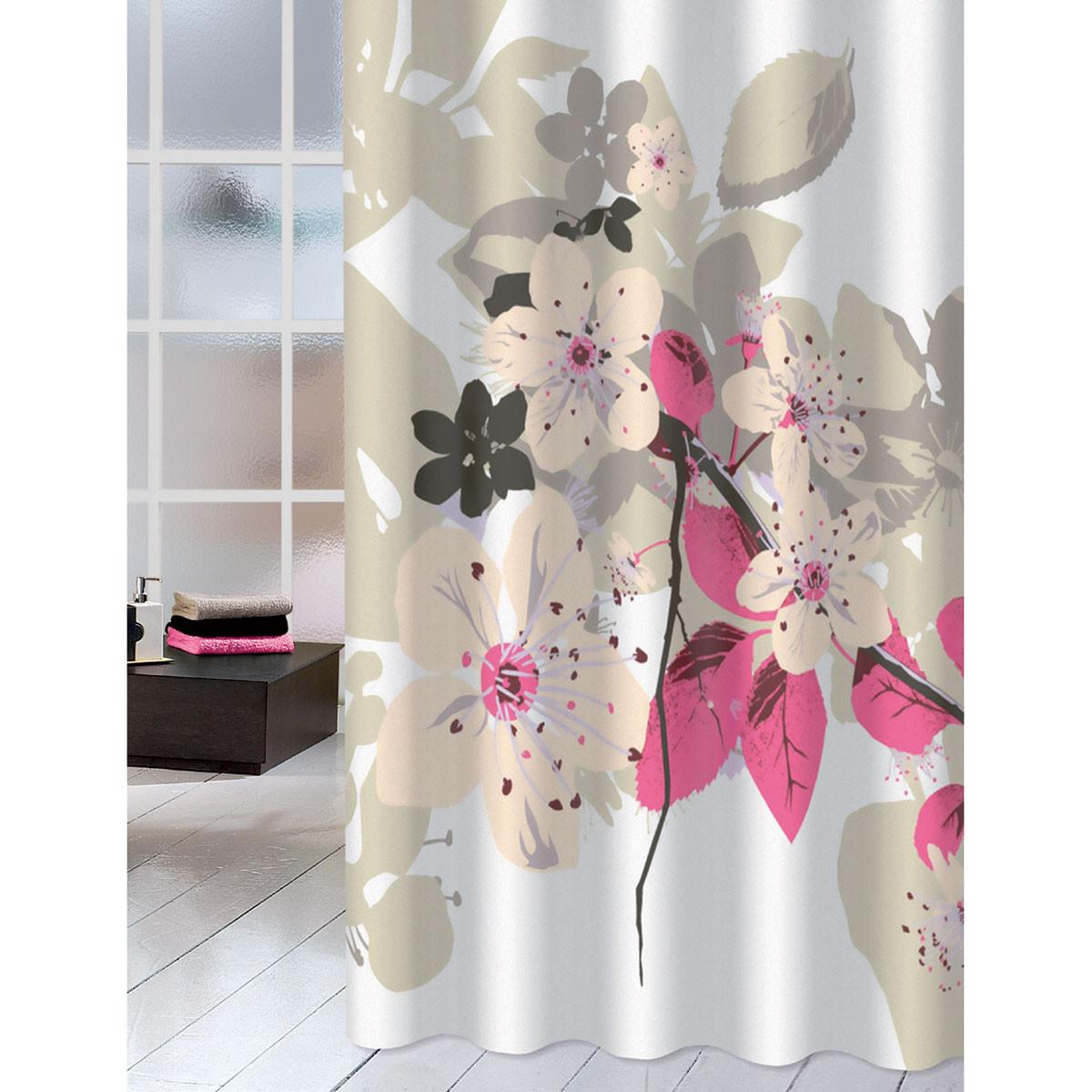 Κουρτίνα Μπάνιου (180×200) Joy Bath Spring