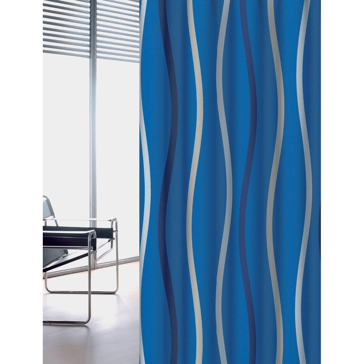 Κουρτίνα Μπάνιου (240×200) Joy Bath Waves