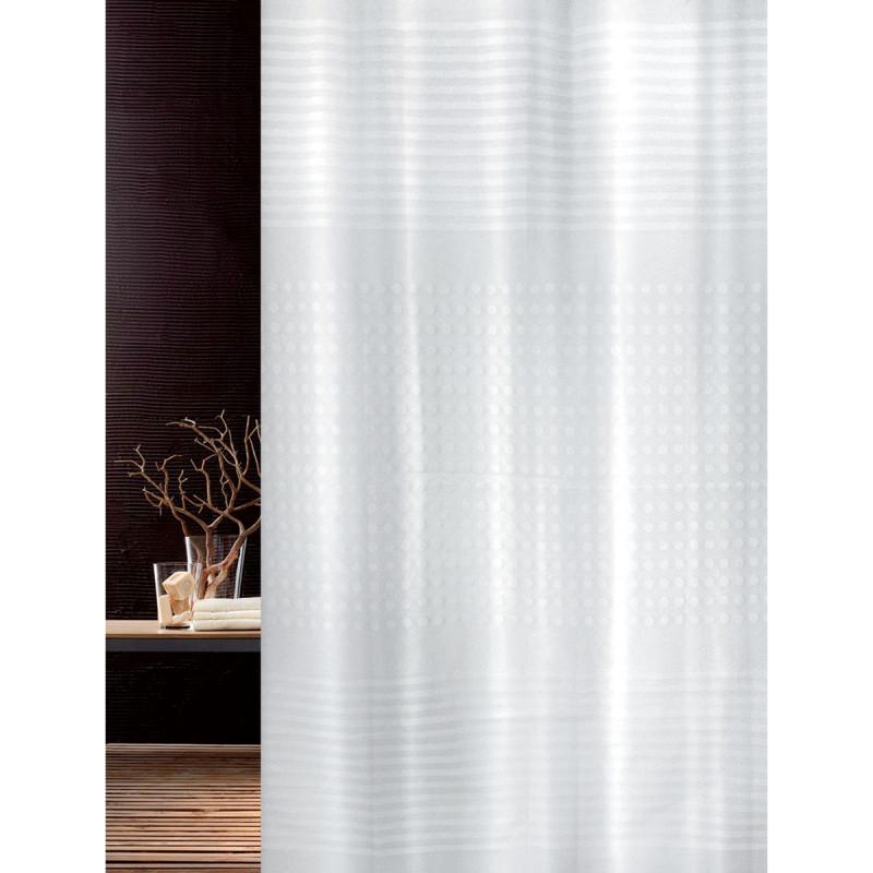 Κουρτίνα Μπάνιου Πλαστική (180x200) Joy Bath Spots