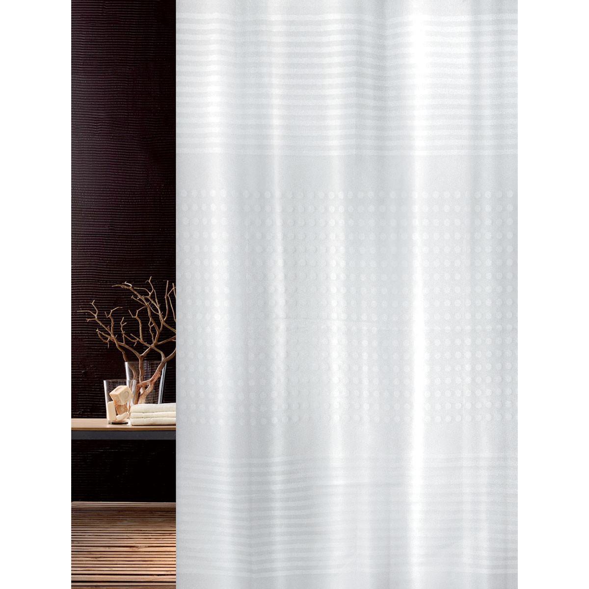 Κουρτίνα Μπάνιου Πλαστική (180×200) Joy Bath Spots