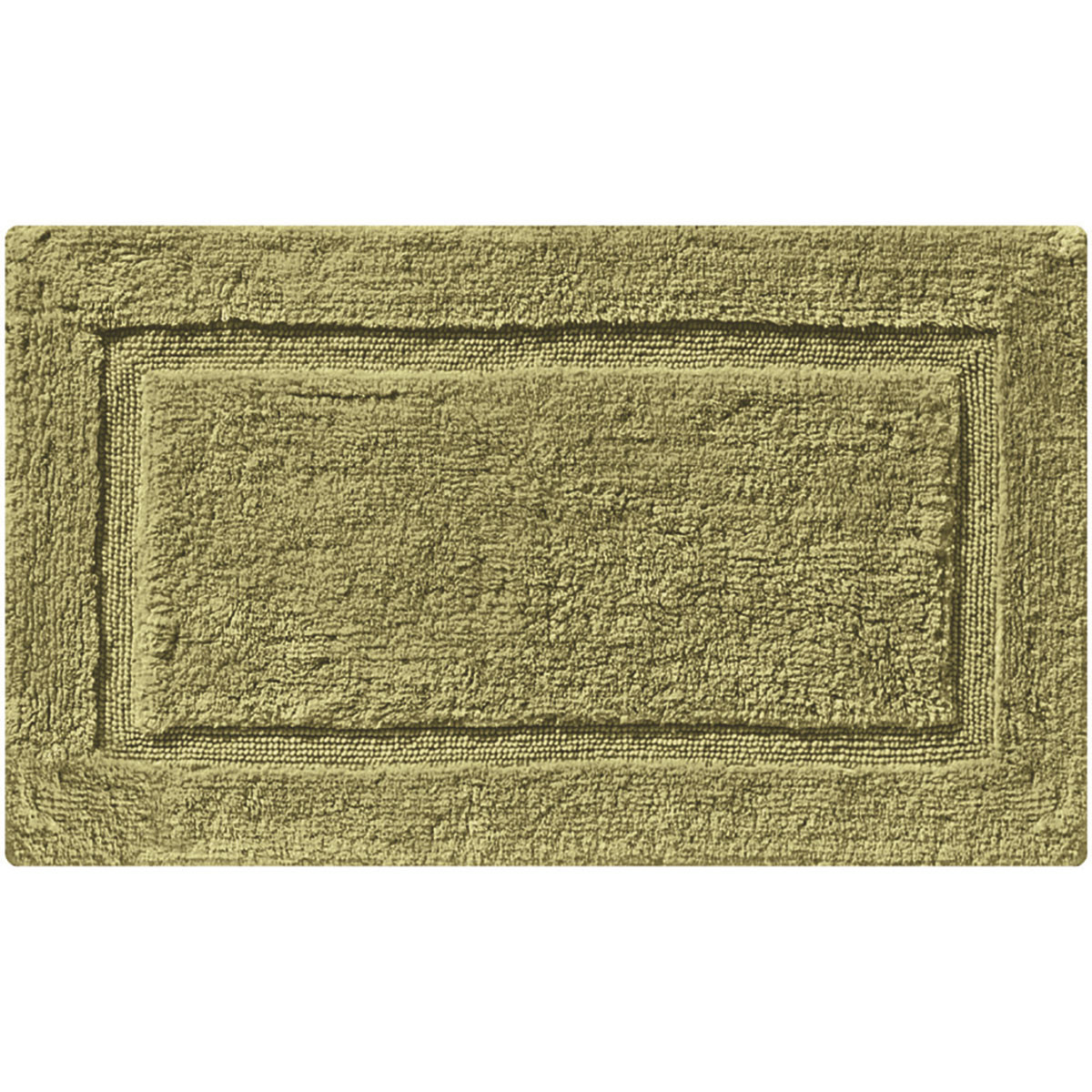 Πατάκι Μπάνιου (40×60) Joy Bath Border Chaki