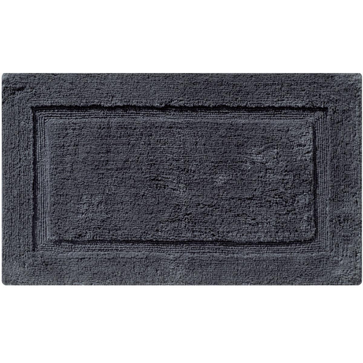 Πατάκι Μπάνιου (40×60) Joy Bath Border Anthracite