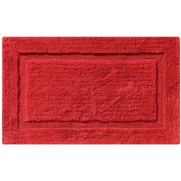 Πατάκι Μπάνιου (50x80) Joy Bath Border Red