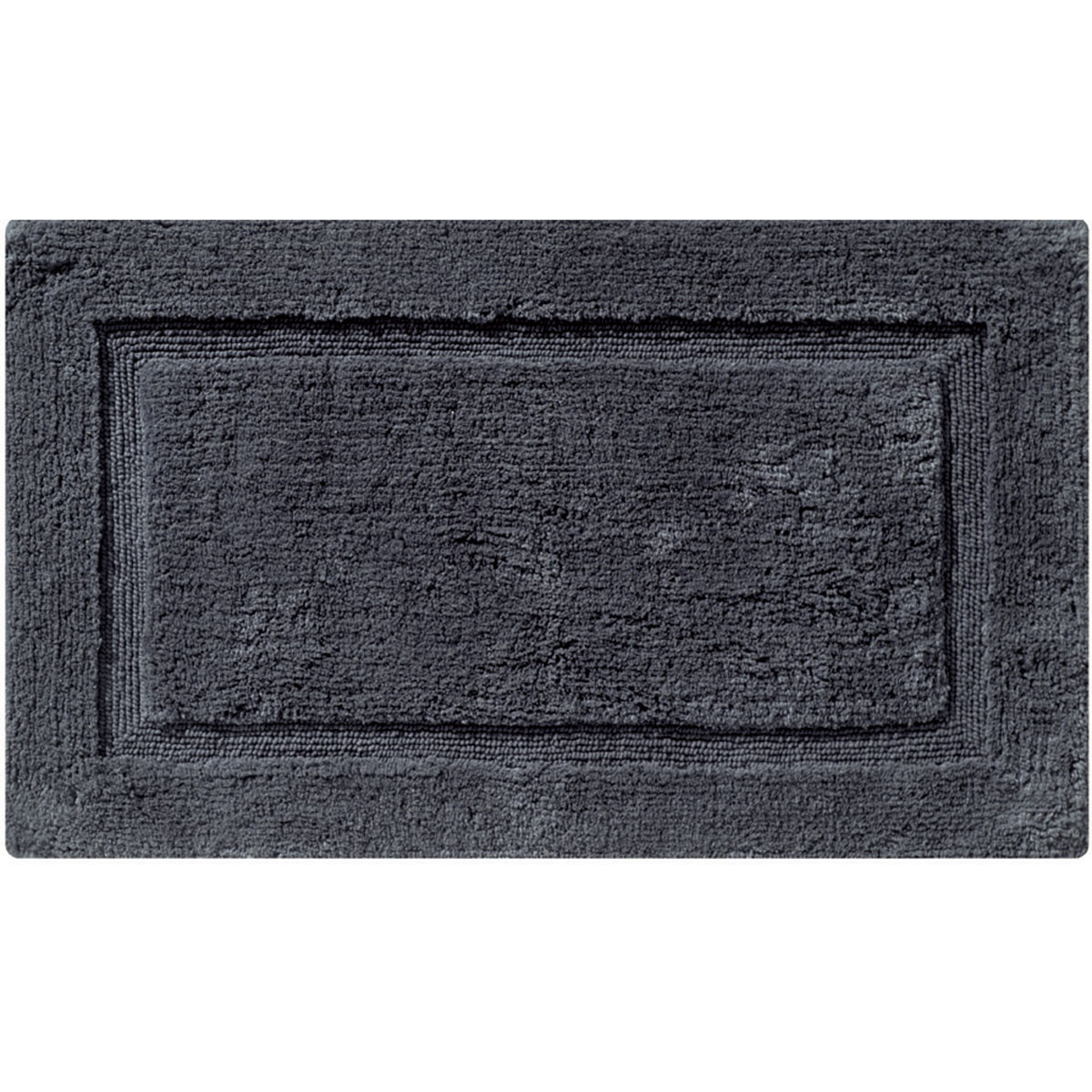 Πατάκι Μπάνιου (50×80) Joy Bath Border Anthracite