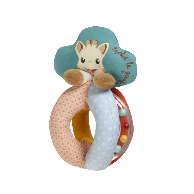 Κουδουνίστρα Sophie The Giraffe Rattle Beads 210200