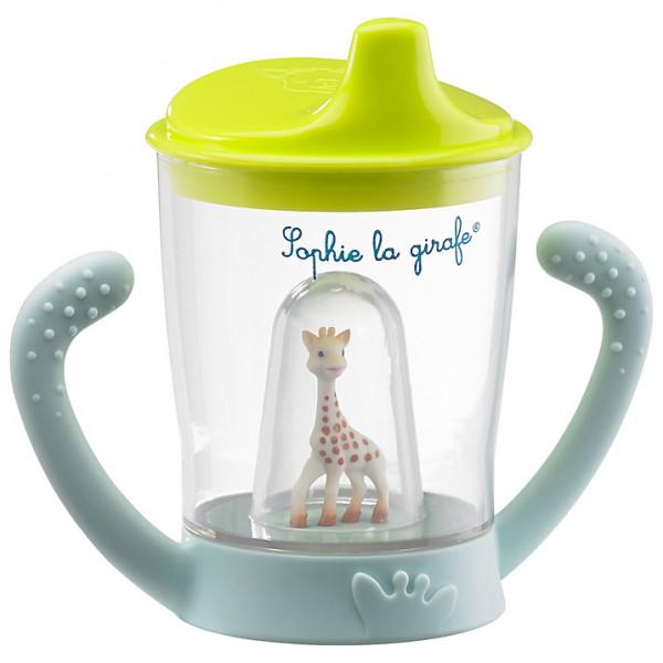 Ποτήρι Εκπαιδευτικό 180ml Sophie The Giraffe Non Drip 450409
