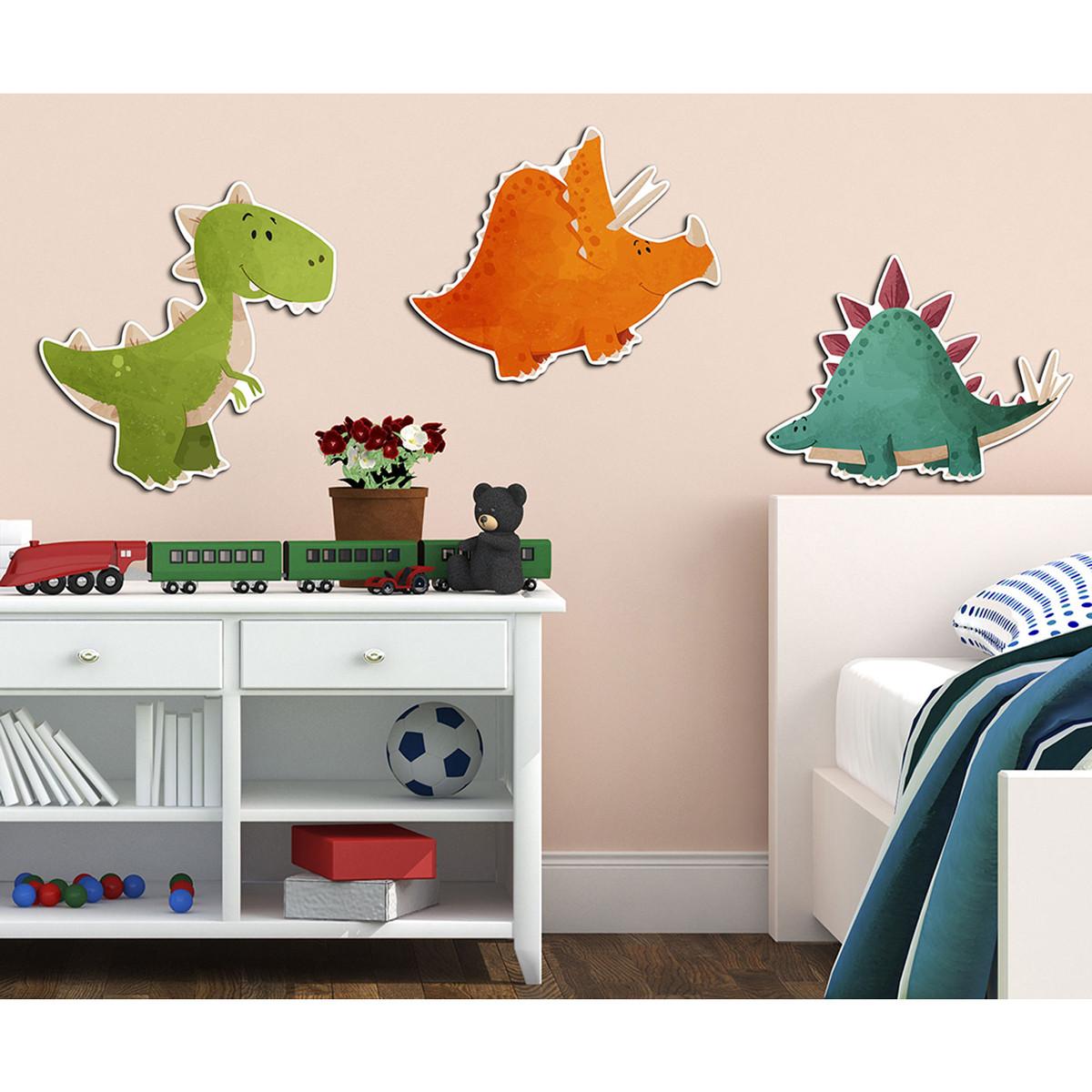 Παιδικά Αφρώδη Αυτοκόλλητα Τοίχου Ango Dinosaurs 11206 home   παιδικά   παιδική διακόσμηση