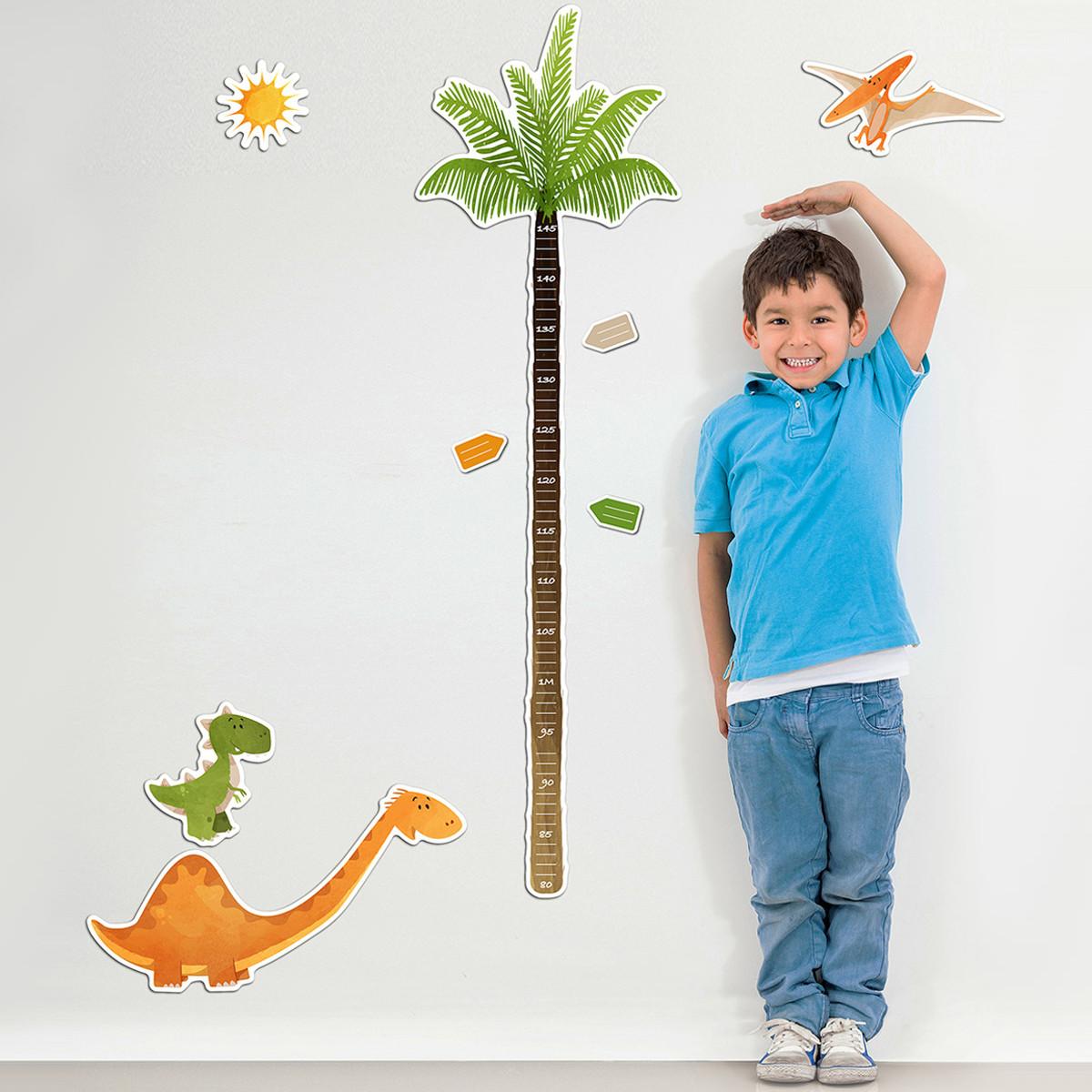 Παιδικός Αφρώδης Υψομετρητής Τοίχου Ango Dinosaurs 18504 home   παιδικά   παιδική διακόσμηση