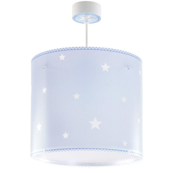 Παιδικό Φωτιστικό Οροφής Μονόφωτο Ango Sweet Dreams Blue 62012 T