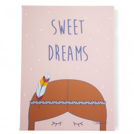 Κάδρο ChildHome Sweet Dreams 71405