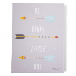 Κάδρο ChildHome Be Brave Arrows 71401
