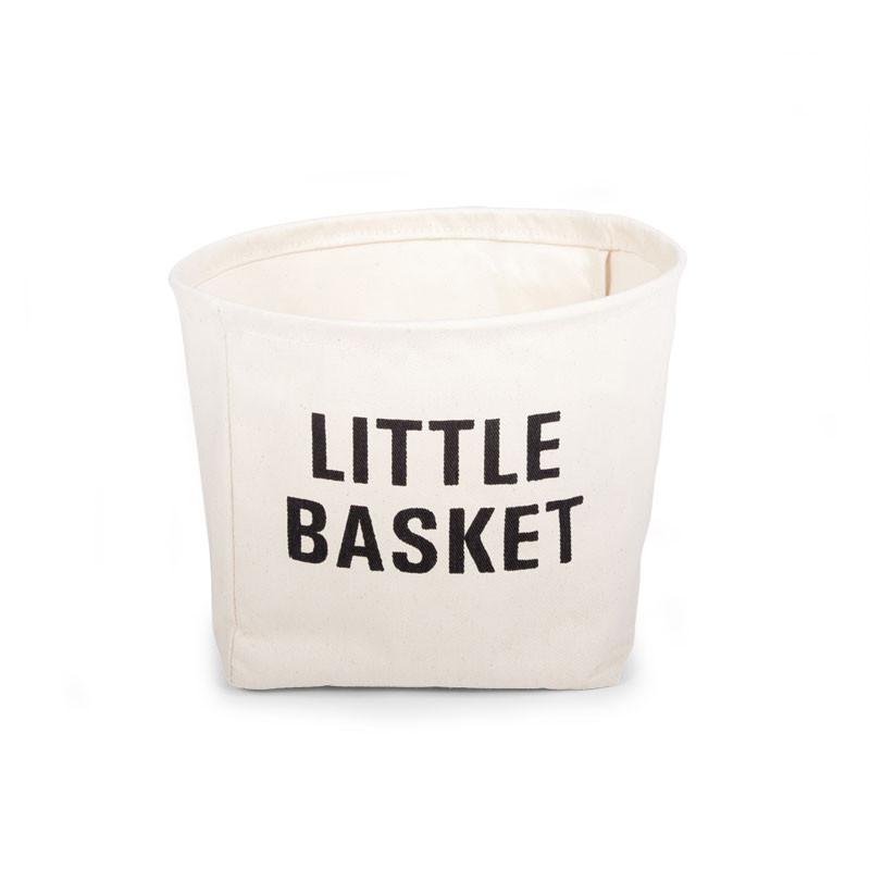 Καλάθι Αποθήκευσης (23x23x23) ChildHome Kids Little Basket 71407