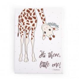 Κάδρο ChildHome Giraffe Mother 73453