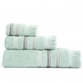 Πετσέτες Μπάνιου (Σετ 3τμχ) Nef-Nef Limit Mint