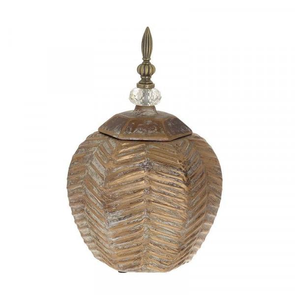 Διακοσμητικό Δοχείο InArt 3-70-902-0063