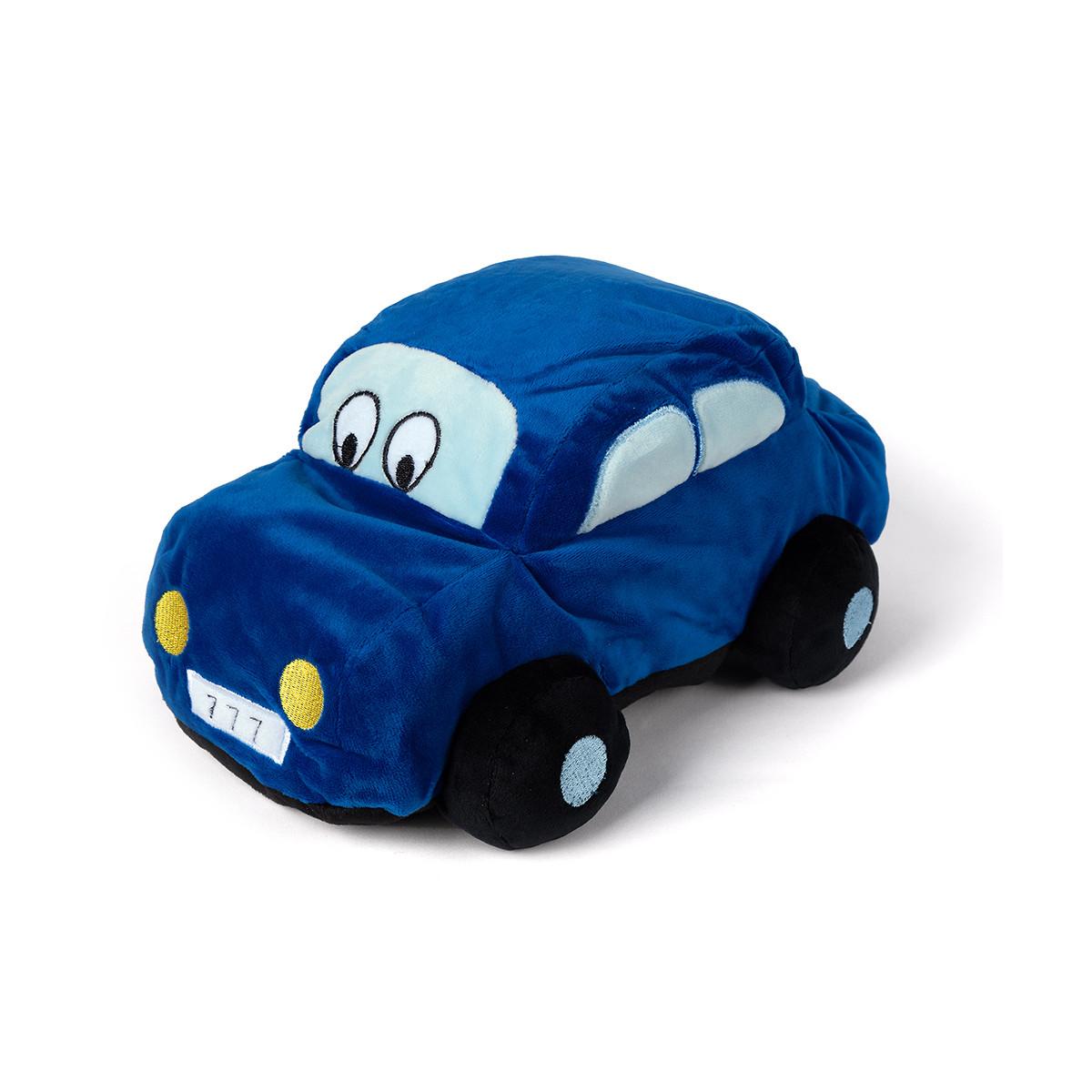 Κουβέρτα Fleece Αγκαλιάς Silk Fashion Blue Car